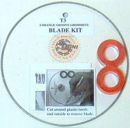 08812-Taurus 3 Standard Wire Blade .050
