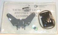 08842-Taurus II Spot Light/ Clear Face Shield Kit