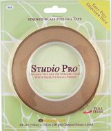 "12263-Studio Pro 1/4"" Silver Lined Foil 1.0 Mil"