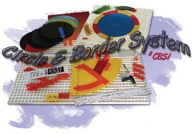 13015CS-Case Morton Circle & Border System #CBS1 6/Cs