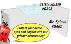 13060CS-Case Morton Safety Splash #GA03 10/Cs