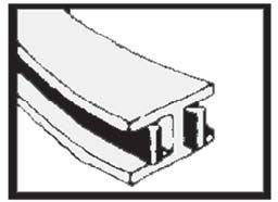 13110CS-Case Morton Strongline #SL25 45/Cs