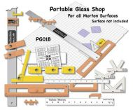 13190-Morton Portable Glass Shop #PG01B
