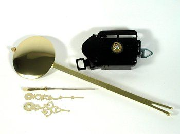 "13520-Clarity 12"" Pendulum Clock Pack SALE!"