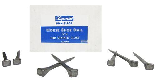 15572-Leponitt Steel Horseshoe Nails