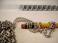 17790-Deco.Chain Silver 25' per Unit