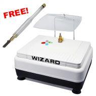 11560-Inland Wizard IV Grinder w/FREE Carbide Pencil Cutter