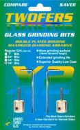 "11974-Twofers Standard Grit 1/8"" Diamond Bits"