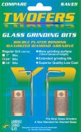 "11976-Twofers Standard Grit 3/4"""