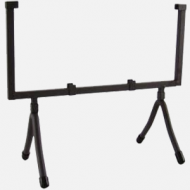 "25813-12"" Square Iron Panel Stand"
