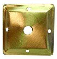 33320-Square Vented Vase Cap 2-3/4