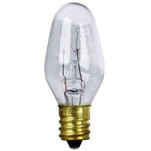 35504-Value Deco Bulb 4 Watt Clear