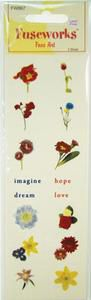 4185-Fuseworks Floral Decals SALE!