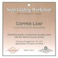 43801-Sepp Leaf Copper Kiln Fired
