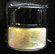 43821-CBS Dichroic Extract Cyan/Copper ---SALE!