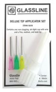 46078-Glassline Bottle Deluxe Tip Set