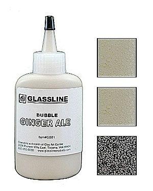 46115-Glassline Bubble Paint Pen Ginger Ale