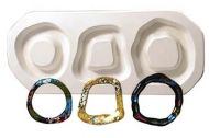 47191-Organic Hoops Mold ---SALE!