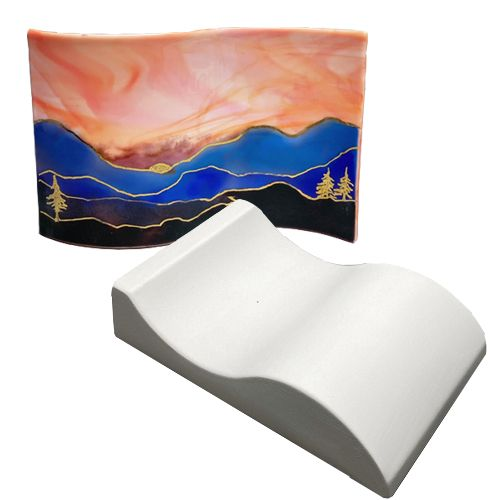 47323-Round Harvest Platter Mold SALE!