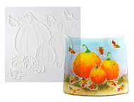 47324-Harvest Texture Tile Mold ---SALE!