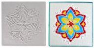 47327-Mandala Texture Tile Mold 7