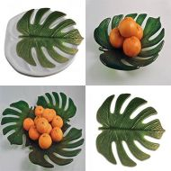 "47506-Monstera Leaf Mold 12.5"" x13.5"""