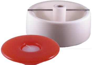 47525 Round Candle Holder Mold SALE!