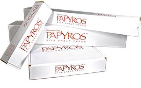 """48223- Papyros Kiln Shelf Paper 100/pk 20""""x 20"""" SALE!"""