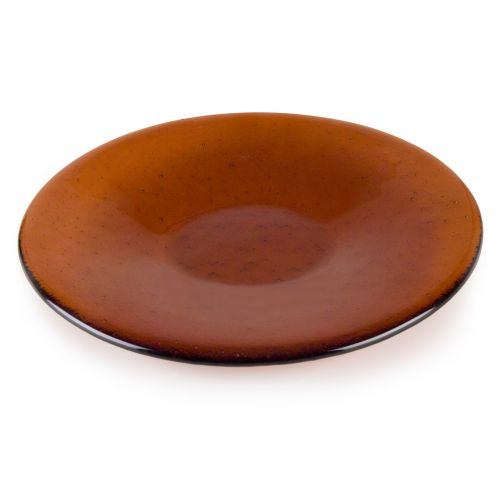 498748-Bullseye Round Plate Mold 5-7/8