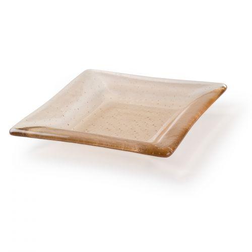 "498901-Bullseye Square Plate Mold 3-1/4"" Sq."