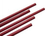 43917- 96 Cherry Red Semi-Opal #151 - 1lb Bundle