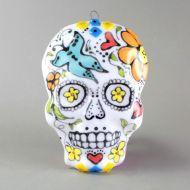 47243-Skull Mask Drape Mold 5.5