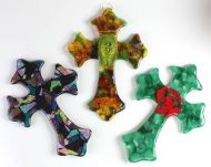 47368-Medium Cross Mold