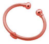 63027-Adjustable Copper Cuff Bracelet
