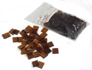 64102-Spectrum Glass Chips 96 Md.Amber 1/2# ---SALE!