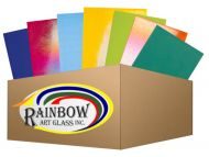70503-Value Bullseye Thin Rainbow Pack 90 Fusible
