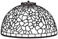 """8100-10"""" Azalea Mold & Pattern"""