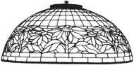 """8127-16"""" Poinsettia Mold & Pattern"""