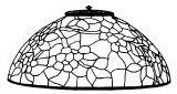 """8131-16"""" Apple Blossom Mold & Pattern"""