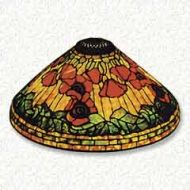 "8166-20"" Poppy Cone Mold & Pattern"