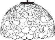 "8188-25"" Hydrangea Mold & Pattern"