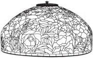 """8191-26"""" Oriental Poppy Mold & Pattern"""