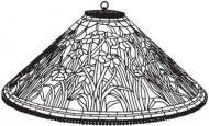 "8198-28"" Daffodil Mold & Pattern"