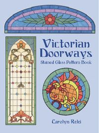 90013-Victorian Doorways Bk
