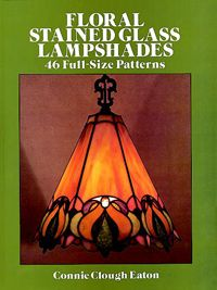90032-Floral S/G Lampshades Bk.