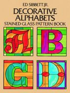 90042-Decorative Alphabets Bk.