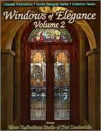 90230-Windows Of Elegance Vol. 2 Bk.