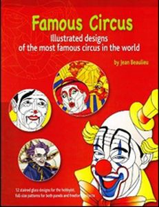 90307-Famous Circuses Bk SALE!