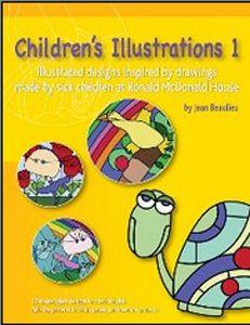 90308-Children's Illustrations 1 Bk SALE!