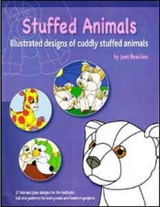 90309-Stuffed Animals Bk.